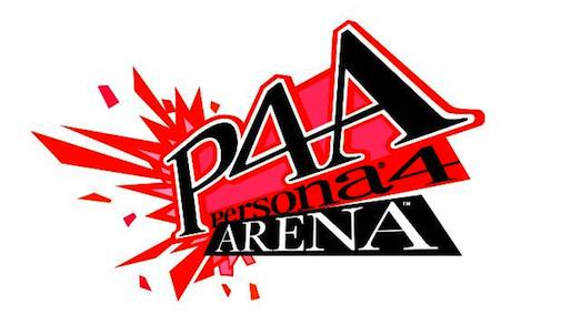 persona 4 arena_logo