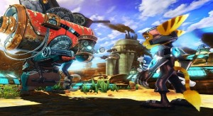 Ratchet & Clank HD collection trailer released