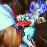 Street Fighter X Tekken Vita Features Trailer: Bright Lights and Big Fighting