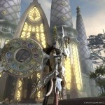 Final Fantasy 14: A Realm Reborn 'Instanced Dungeons' Footage