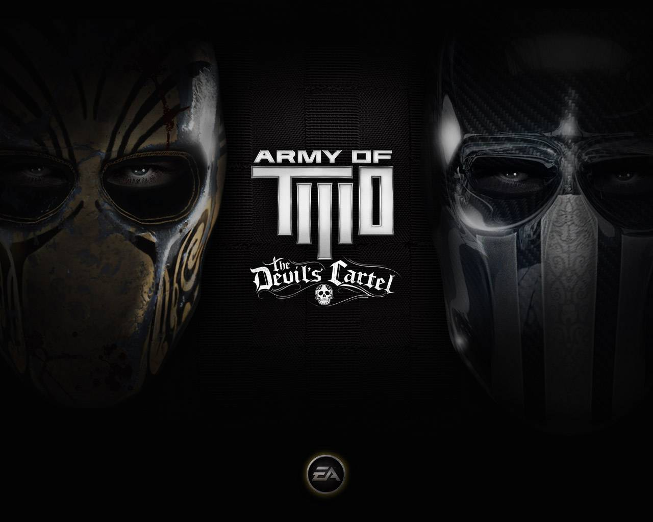 army of two the devils cartel wallpapers in hd