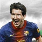 FIFA 13 cover confirmed, features Messi, Hart and Oxlaide-Chamberlain