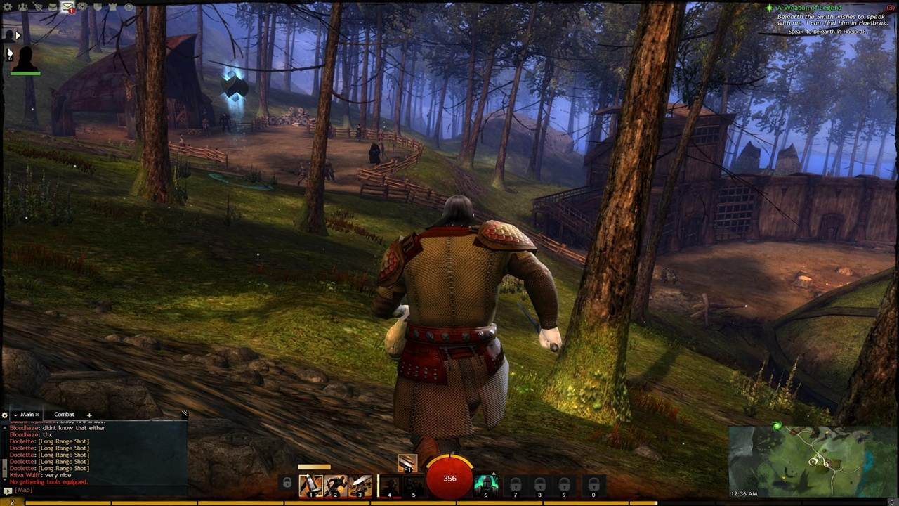 Game Guilds War 2: review, features, passage and reviews 37