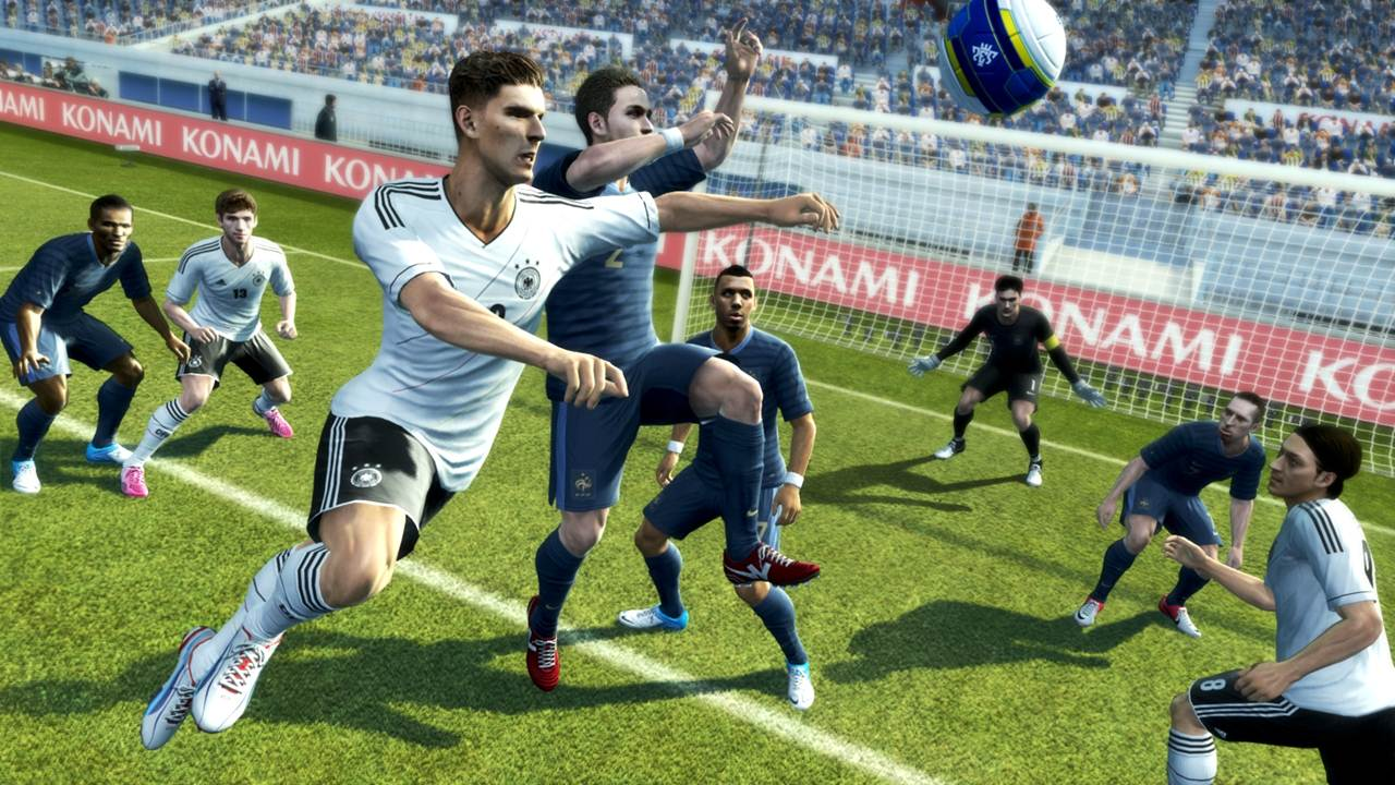 Pro Evolution Soccer 2013 Coming to Nintendo 3DS