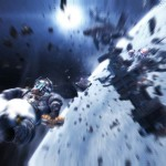 Dead Space 3 Space screenshots are awe-inspiring