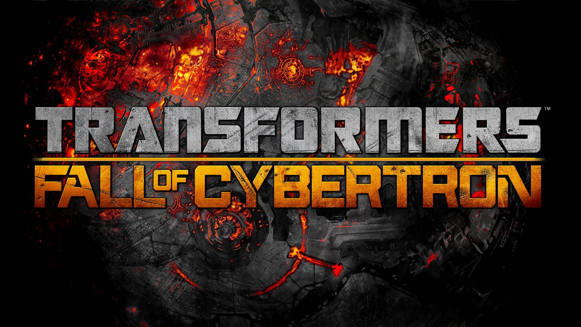 transformers: fall of cybertron wallpapers in hd « video game news