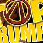 Limited Edition Borderlands 2 Top Trumps cards announced
