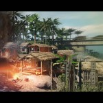 Rambo: The Video Game features detailed