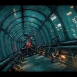 Amazing recreation of BioShock in Minecraft