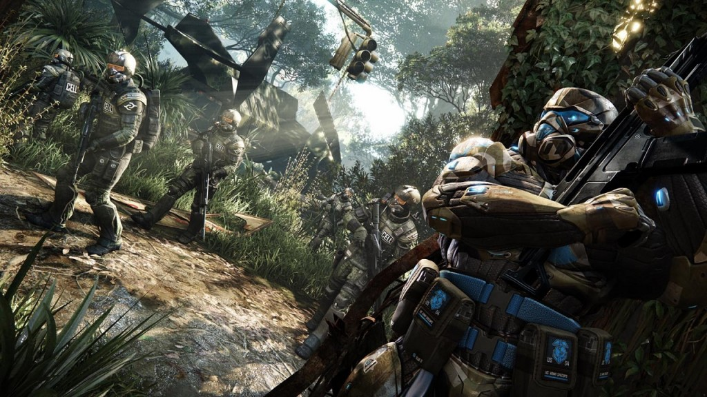 crysis 3 gamescom 1