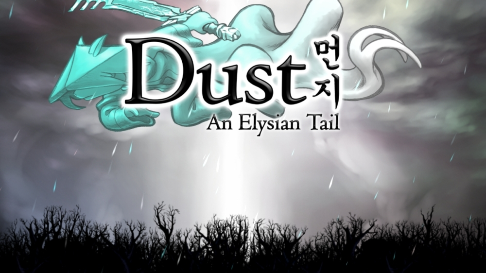 dust - an elysian tail_title