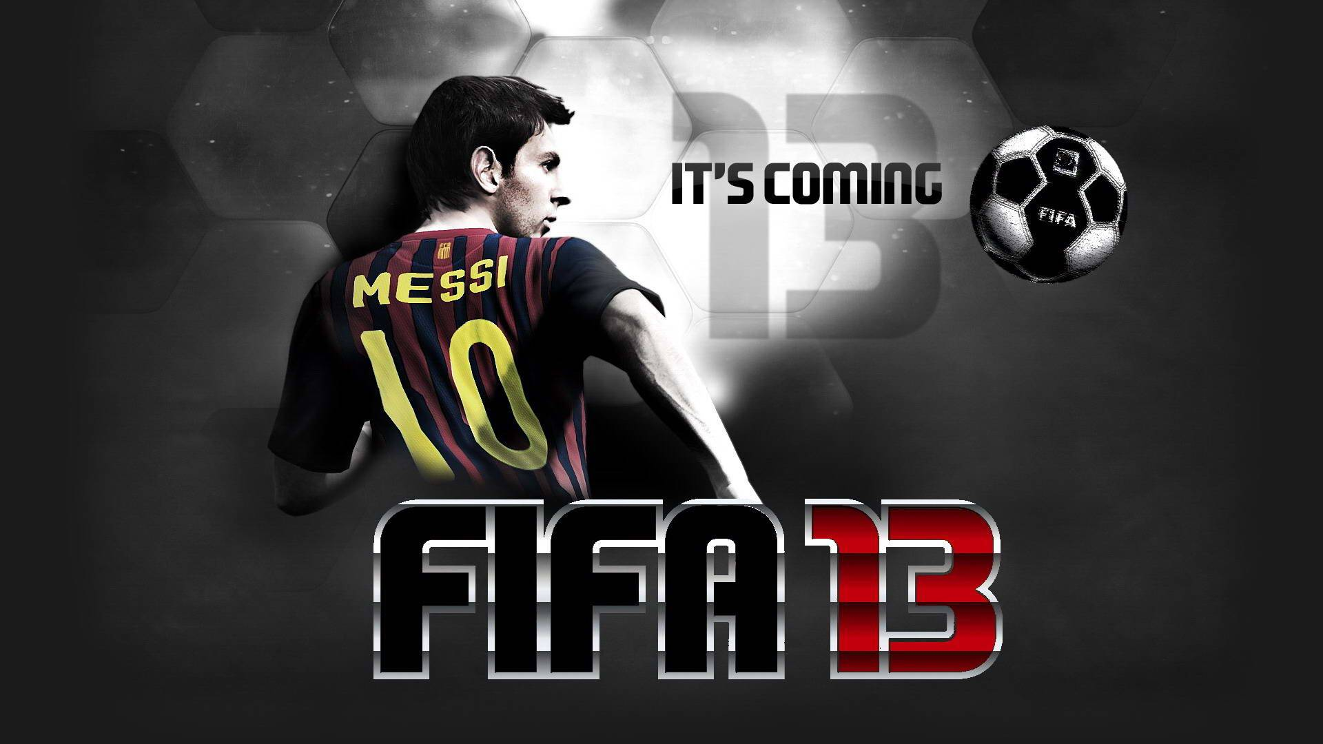FIFA 13 Wallpapers In HD