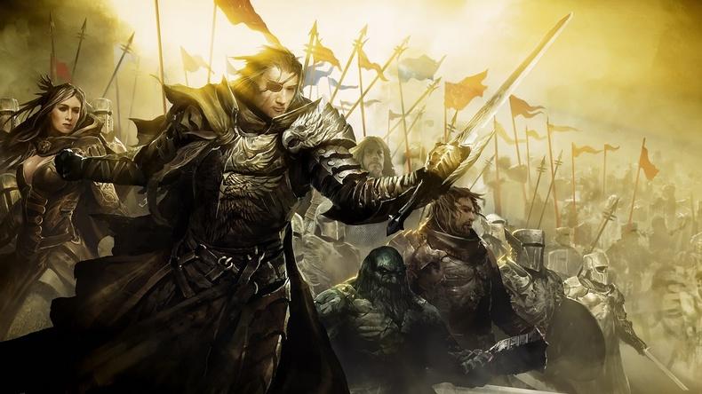 เกม Guild War 2