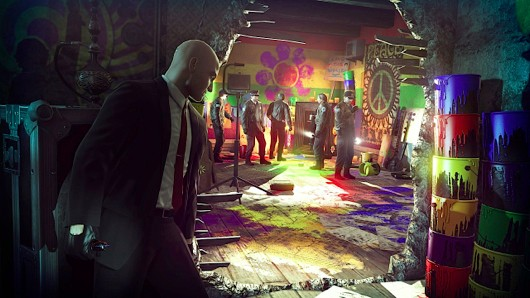 hitman absolution contracts