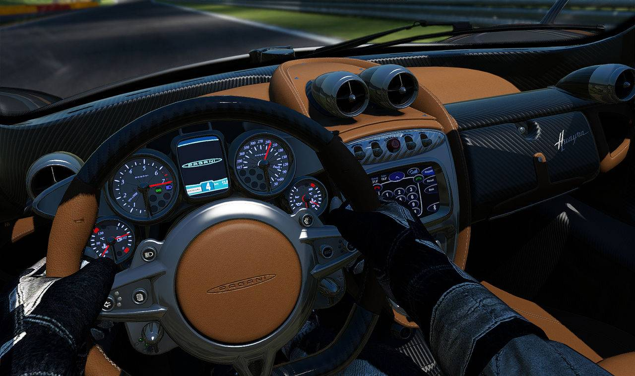 Project Cars Is Due For The PC PS3 Wii U And Xbox 360