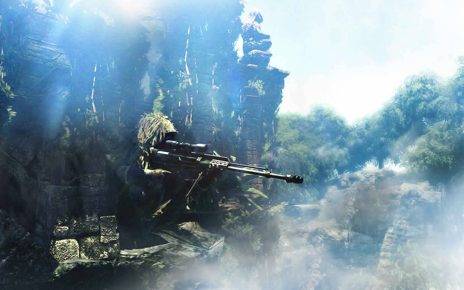 amazing sniper wallpapers - photo #41