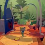 Tearaway Crumpling Onto PlayStation Vita This October
