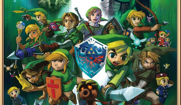 the legend of zelda_hyrule hystoria