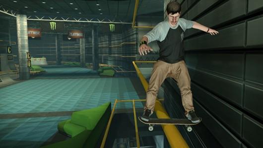 tony hawks pro skater hd dlc_airport