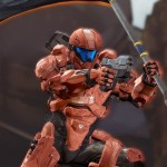 Halo 4: 'War Games' Capture the Flag on Exile screenshots