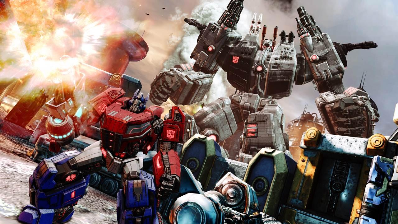 3868Transformers_FOC_-_Optimus_with_Metroplex_in_battle_5