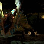 Final Fantasy XIV: A Realm Reborn Features Baby Behemoths