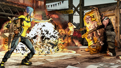 Borderlands 2 To Receive New Character Classes, Max Level Increases