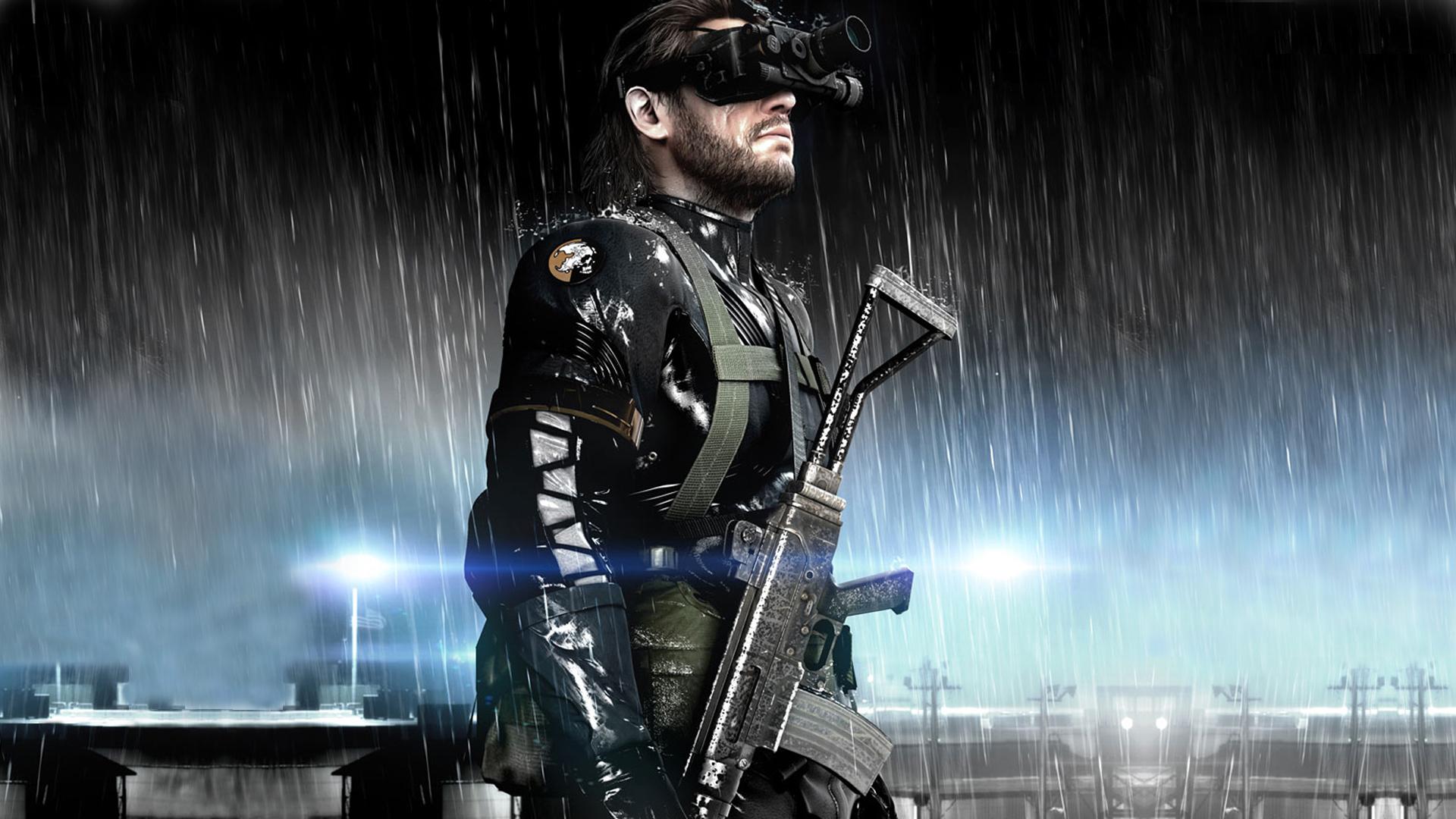 David Hayter Sound Files Found In Metal Gear Solid 5 Ground