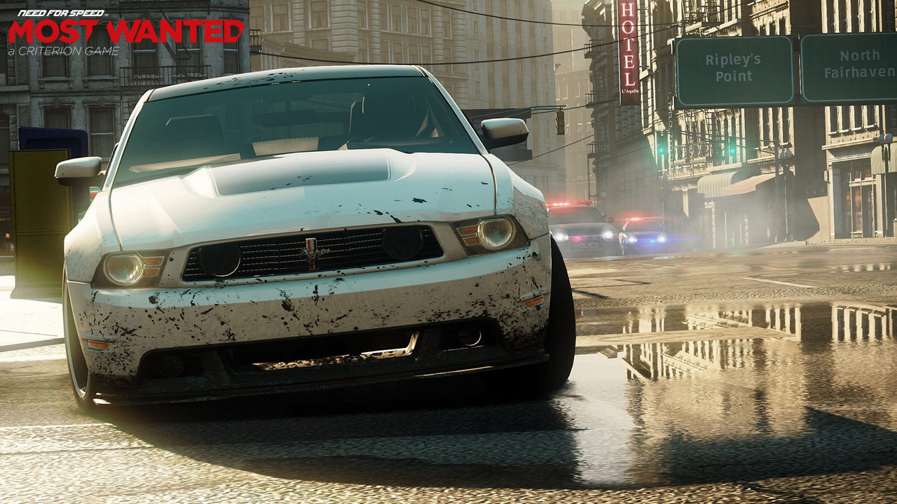 Need For Speed Most Wanted 2012 Wallpapers In Hd