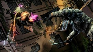 Ninja Gaiden 3 Razor S Edge Trailer Sort Of Shows The Wii U Power