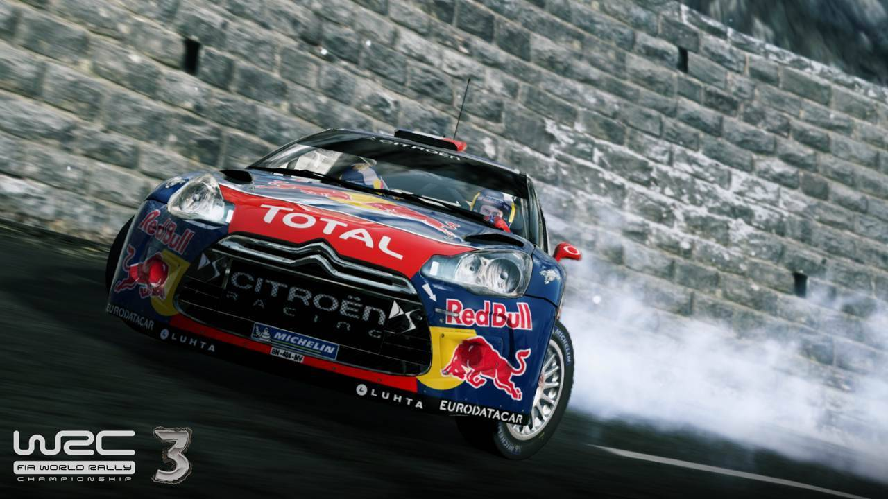 PS Vita gets exclusive WRC 3 DLC for free