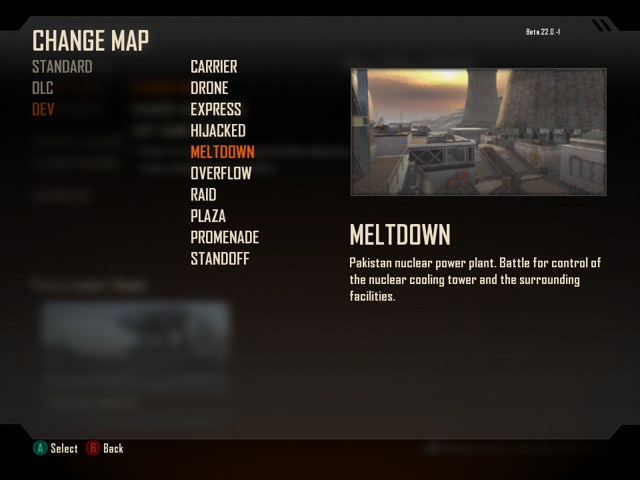 Call of Duty Black Ops 2 Multiplayer maps and weapons leaked