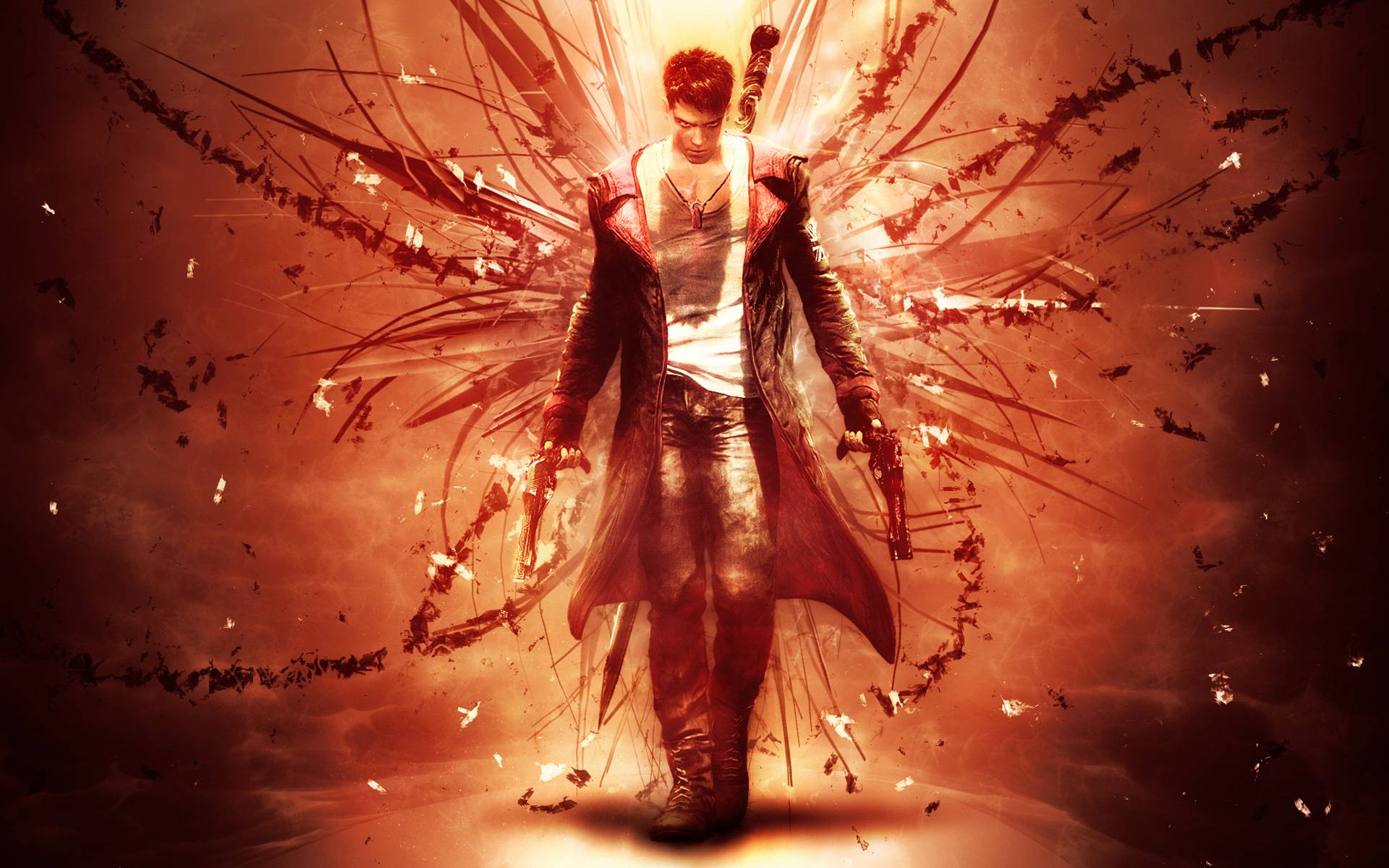 DmC Devil May Cry is due for the PS3, Xbox 360 and PC. It is published ...
