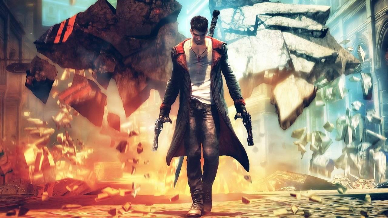 Kết quả hình ảnh cho DmC: Devil May Cry game