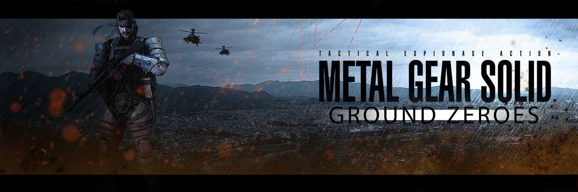 metal gear solid ground zeroes wallpapers in hd « video game news