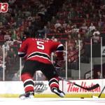 NHL 13: Demo screens