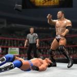 WWE' 13 The Rock Attitude Screenshots