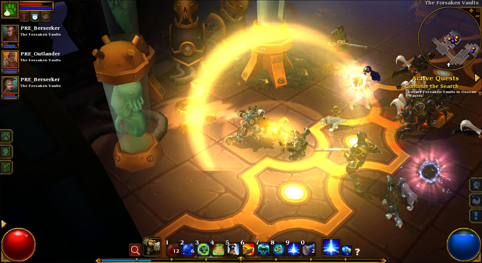 Torchlight 2 New Game Plus Multiplayer Browser