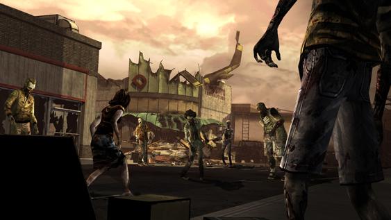 The walking dead episode 3 hd video walkthrough game guide
