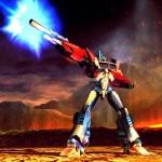 Transformers Prime: Prime screenshot specimens.