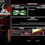 WWE '13: 'Universe' mode screenshots