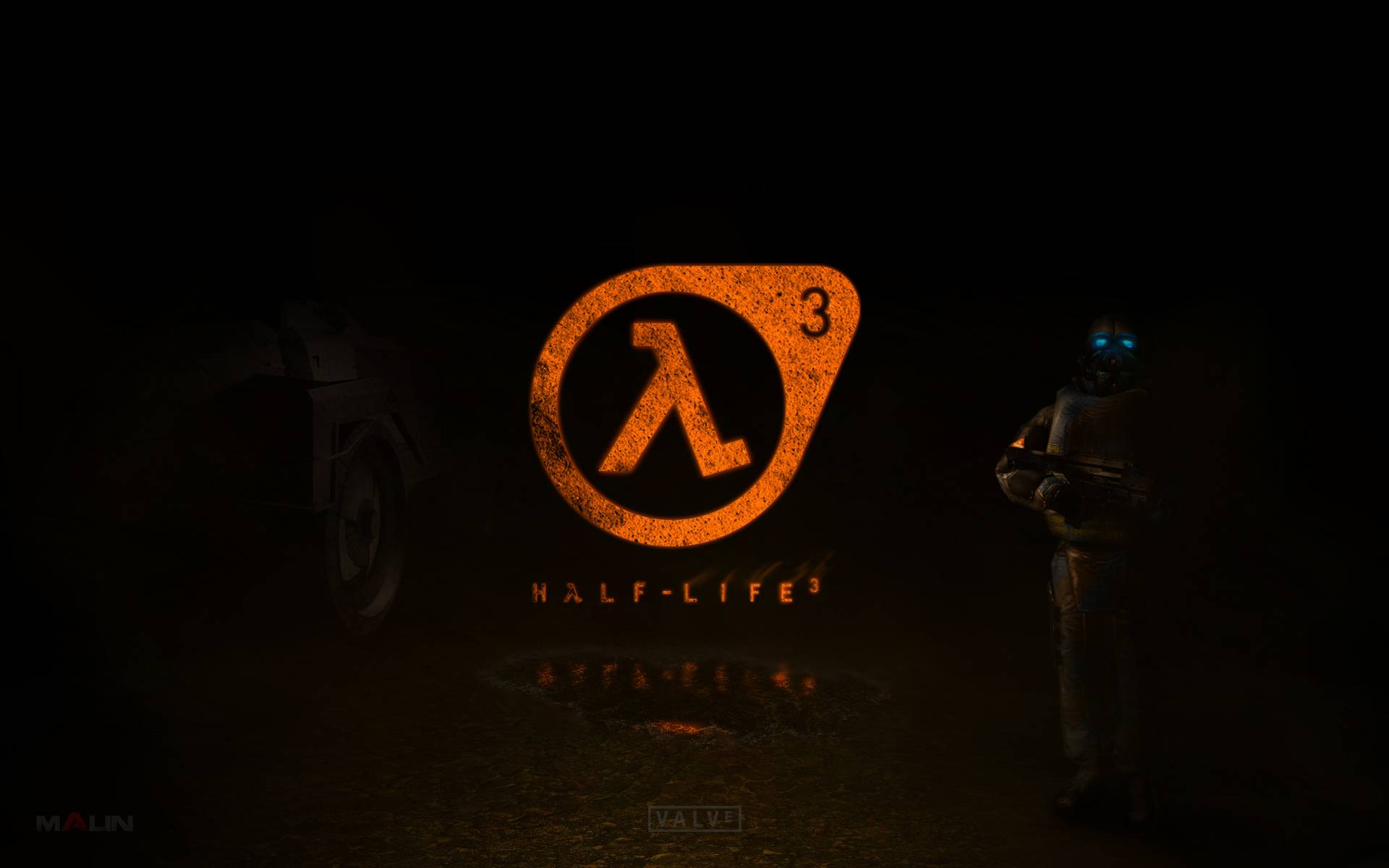 half life 3 wallpapers in 1080p hd « video game news, reviews
