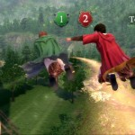 Harry Potter for Kinect Launch Screenshots