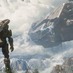 Halo 4- new video shows off an awesome snow-capped map