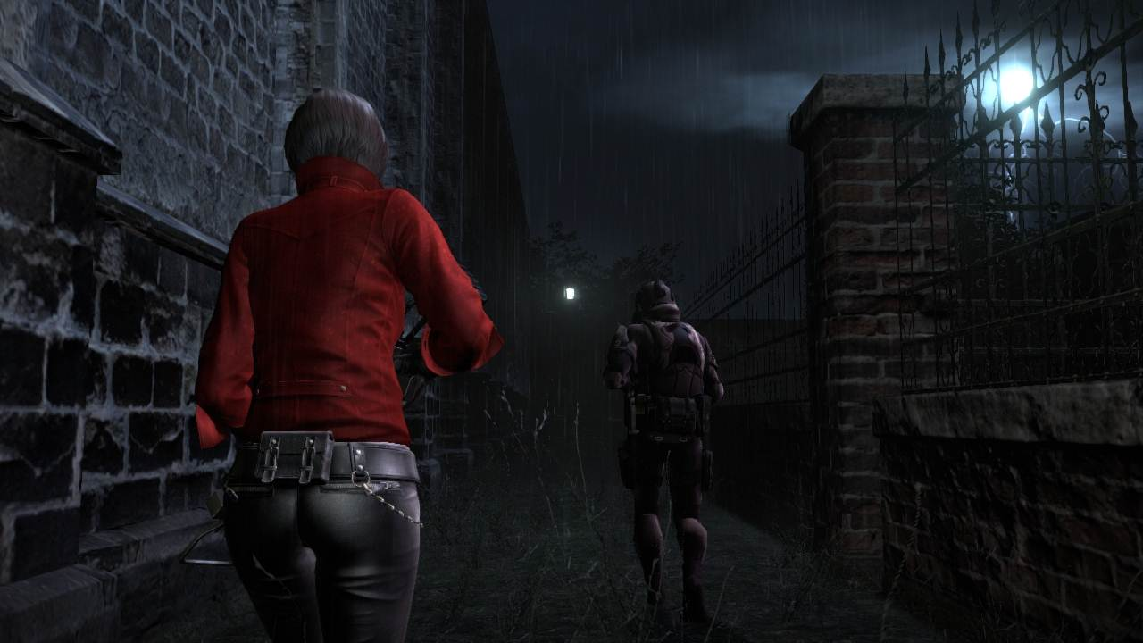Resident Evil 6: Resident Evil 6: Title Update Screenshots