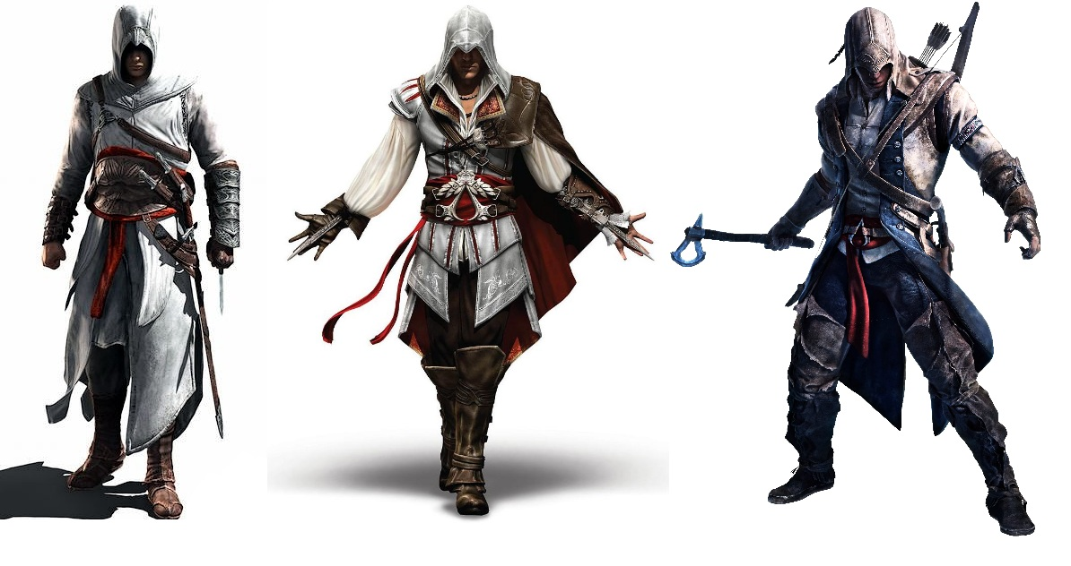 Assassin's Creed 3 vs Revelations: A Visual Comparison ...