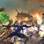 Anarchy Reigns Trailer Showcases Chaos of Action Trigger Events