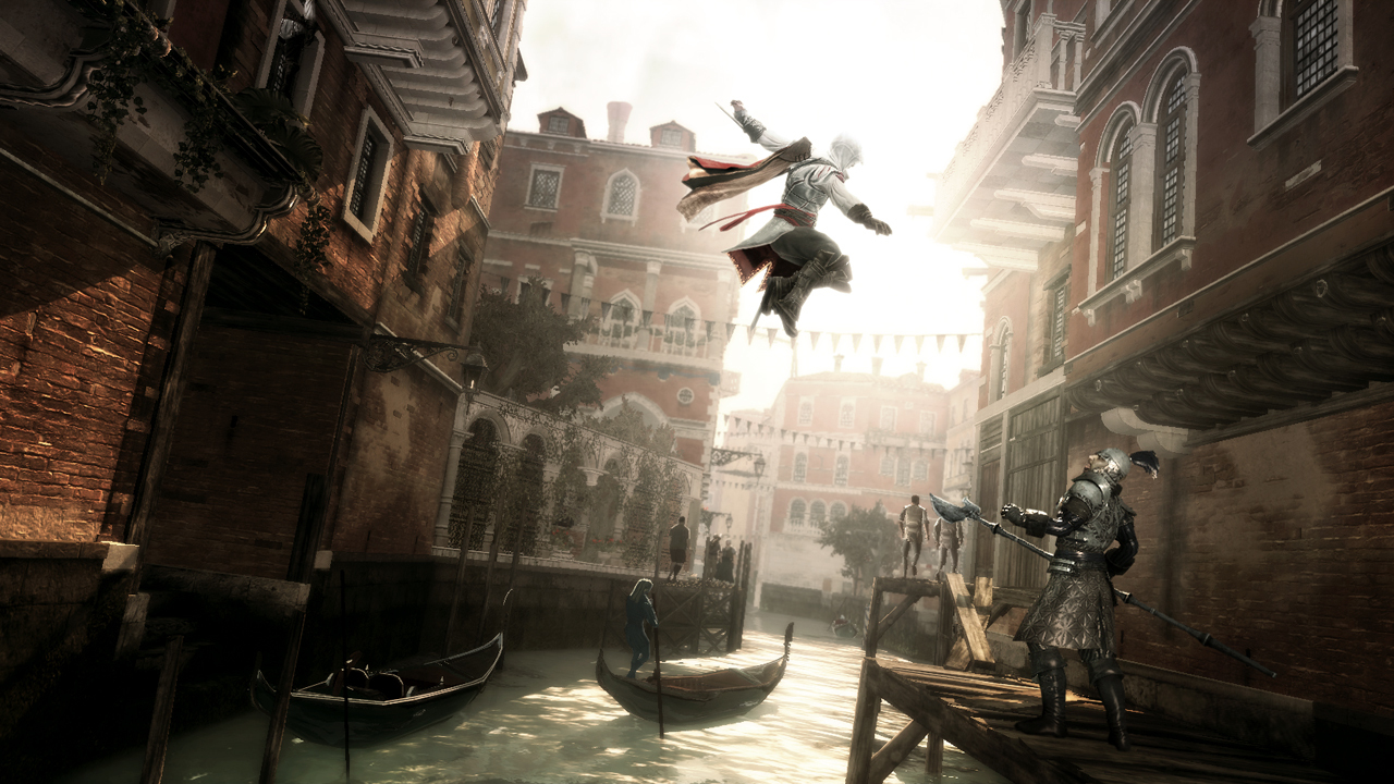 assassins creed 2 awesome