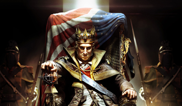 assassins creed 3 tyranny of the king washington