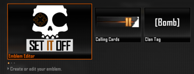 Call Of Duty Black Ops 2 Brand New Details On Emblem Editor League Play Won T Have Join In Progress